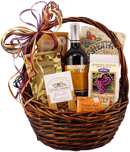 customize gift basket