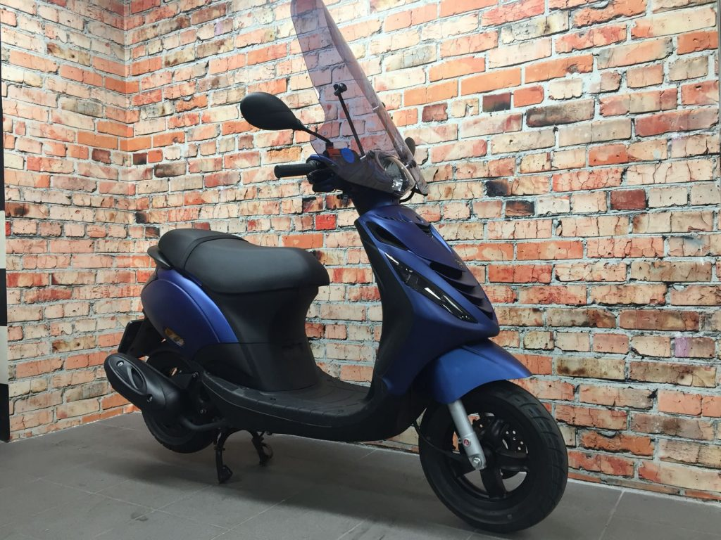 Motor mobility scooter